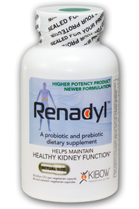 Renadyl - Natutal Kidney Supplement