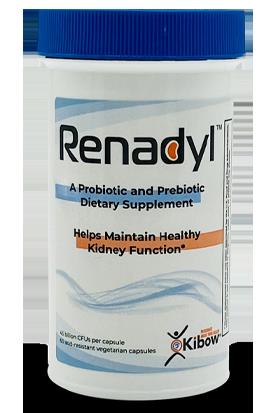 Renadyl - Natutal Kidney Supplement