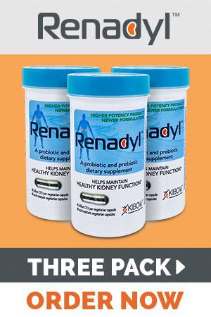Renadyl 3 Bottles